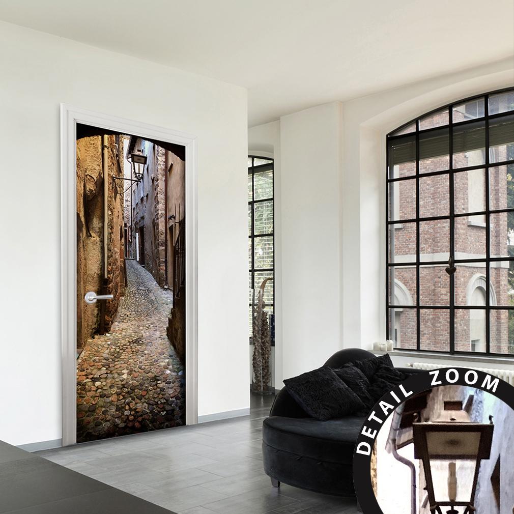 premium t rtapete selbstklebend tapete fototapete. Black Bedroom Furniture Sets. Home Design Ideas