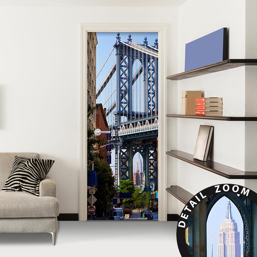 premium t rtapete selbstklebend tapete fototapete t rposter t raufkleber dwb0020. Black Bedroom Furniture Sets. Home Design Ideas