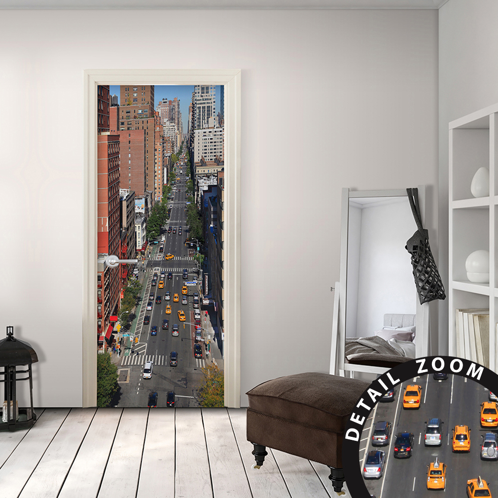 premium t rtapete selbstklebend tapete fototapete t rposter t raufkleber dwb0025 ebay. Black Bedroom Furniture Sets. Home Design Ideas