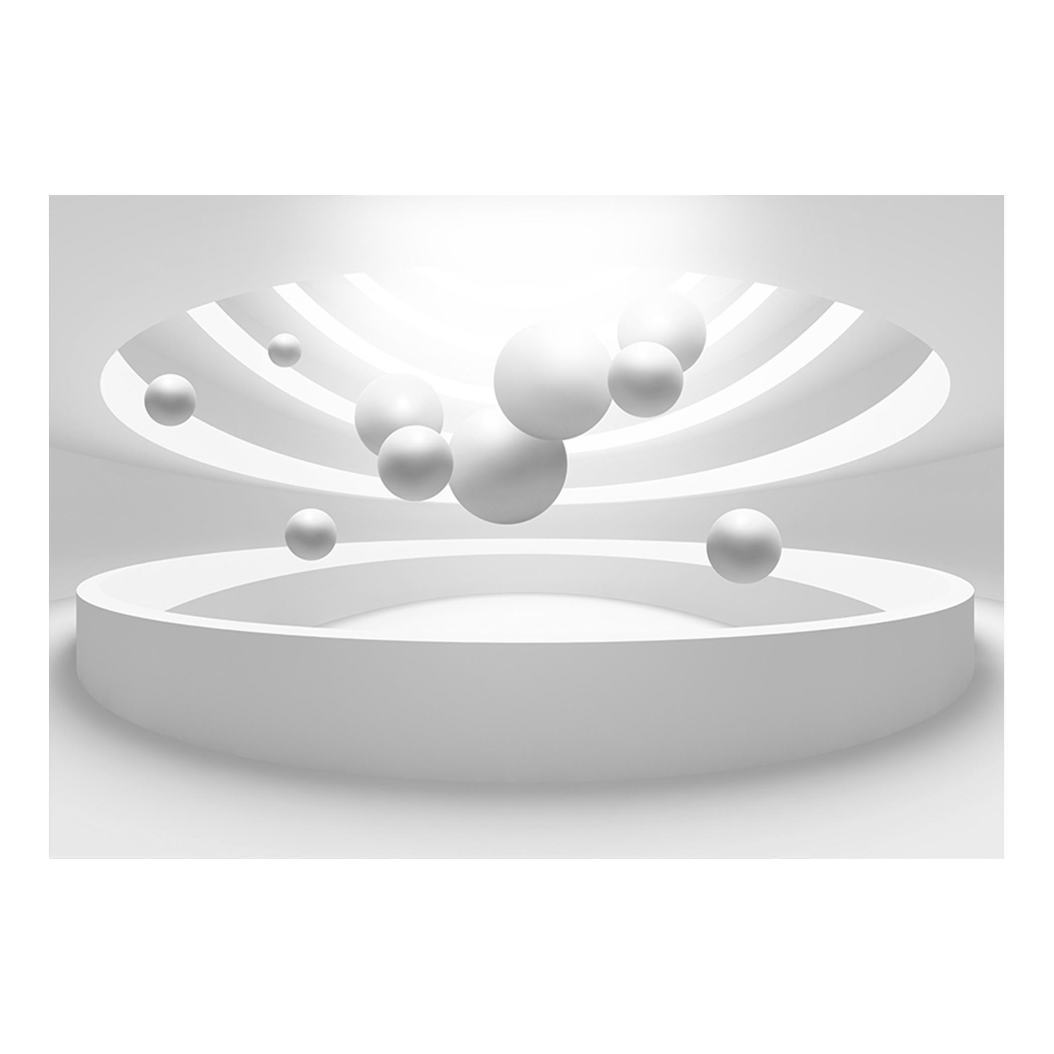 vlies fototapete 3d kugeln tapete tapeten beige wei wandbild xxl gro auswahl ebay. Black Bedroom Furniture Sets. Home Design Ideas