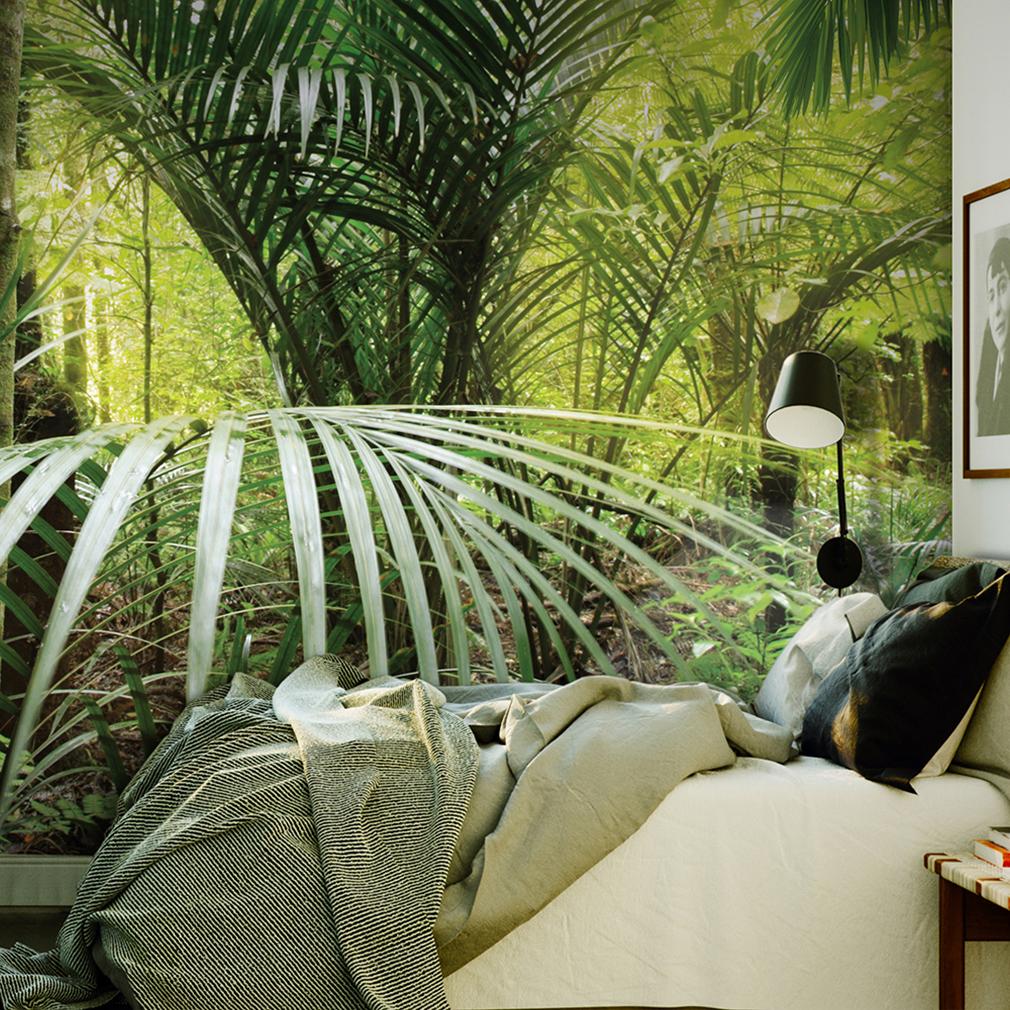 Vlies fototapete pflantzen tapete tapeten schlafzimmer - Tapeten xxl ...