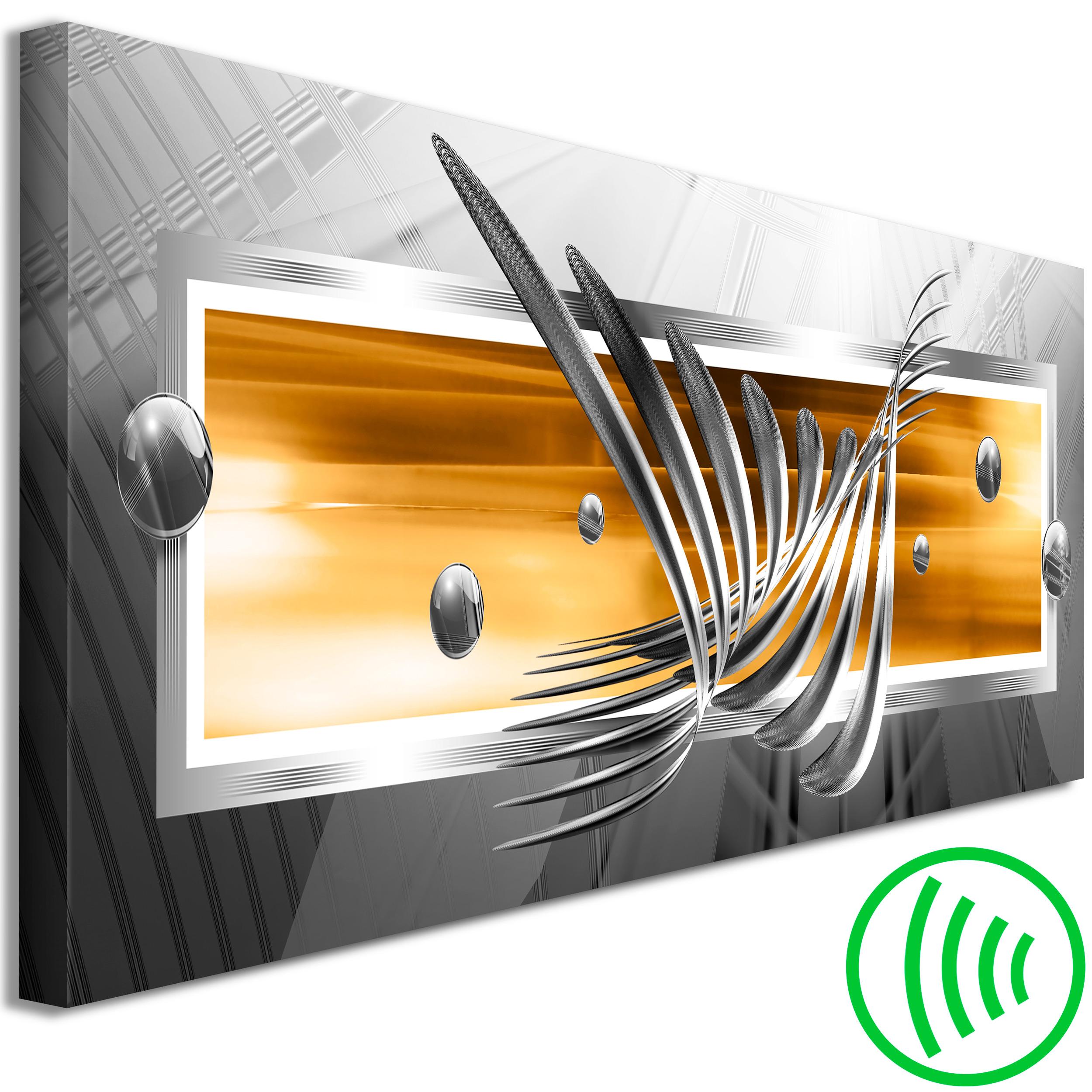 leinwand bilder abstrakt modern kugel 3d wandbilder xxl