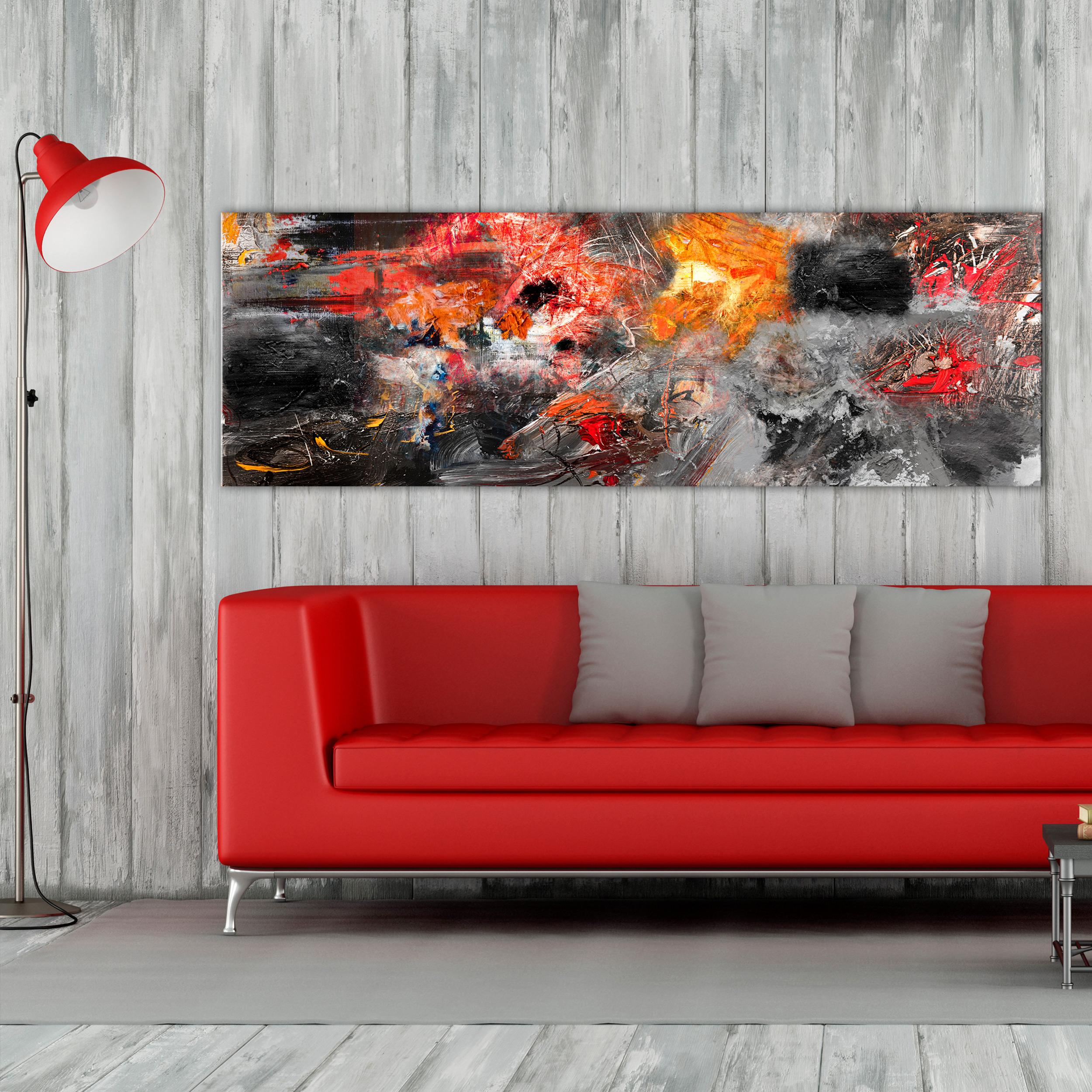 leinwand deko bilder abstrakt modern wandbilder xxl