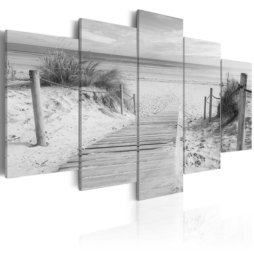 leinwand bilder strand meer sonne landschaft natur wandbilder xxl gro auswahl x ebay. Black Bedroom Furniture Sets. Home Design Ideas