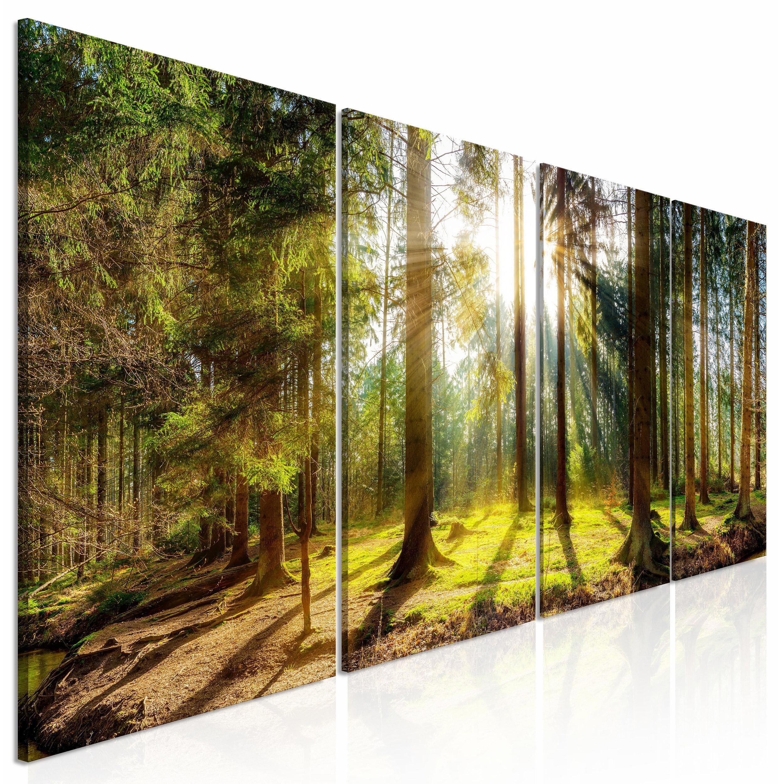 deko wandbilder leinwand f rs wohnzimmer g nstig kaufen ebay. Black Bedroom Furniture Sets. Home Design Ideas
