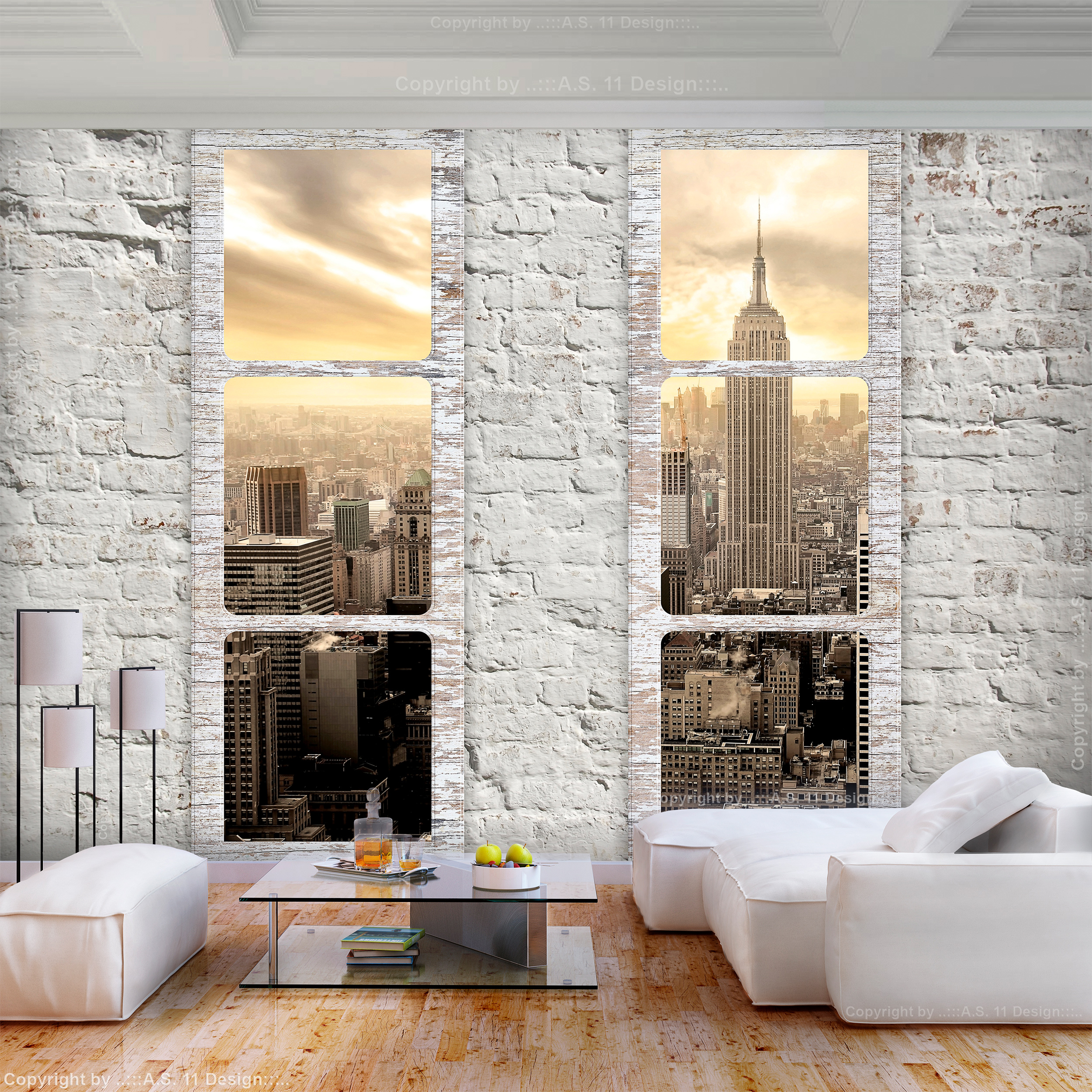 vlies fototapete steinwand new york tapete wandbilder xxl. Black Bedroom Furniture Sets. Home Design Ideas