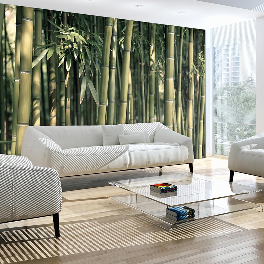 Vlies fototapete bambus natur tapete tapeten schlafzimmer for Vlies tapeten schlafzimmer